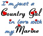 USMC Country Gal