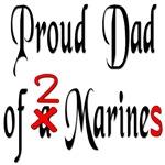 Proud Dad of 2 Marines
