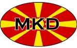 Macedonian stickers