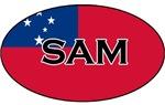 Samoan Stickers