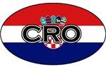 Croatian Stickers