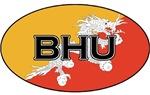 Bhutan stickers