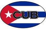 Cuban stickers