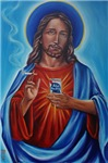 Jesus on break