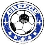 Greece Soccer (distressed)