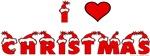 I [HEART] CHRISTMAS