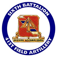 6th Battalion 41st Field Artillery