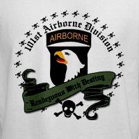 101st Airborne Pirate Tattoo
