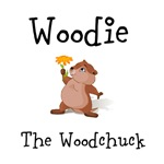 Woodie the Woodchuck