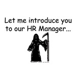 The evil HR manager