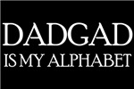 DADGAD IS MY ALPHABET T-Shirts