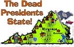 VA - The Dead Presidents State!