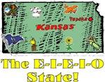 KS - The E-I-E-I-O State!