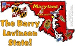 MD - The Barry Levinson State!