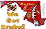 MD - We Got Crabs!