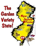 NJ - The Garden Variety State!
