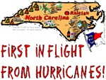 NC - First in Flight From Hurricanes!