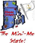 RI - The Mini-Me State!