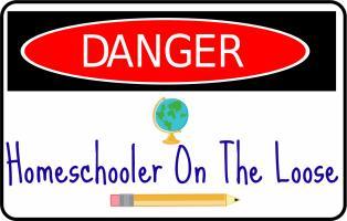Homeschooler On The Loose