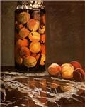 Claude Monet Still Life