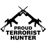 Proud Terrorist Hunter