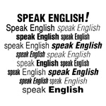 Speak English Speak English