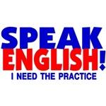 Speak English I Need Practice