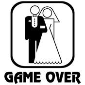 Wedding Symbol: Game Over