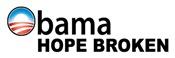 Obama Hope Broken