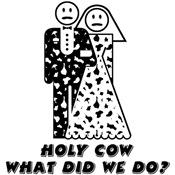 Bride & Groom Wedding Humor