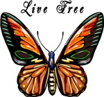 Butterfly Gift Ideas and Tee's From Bonfire Design