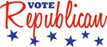 Vote Republican (Stars)
