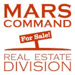 Mars Command Real Estate Division