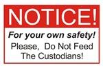Notice / Custodians
