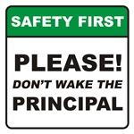 Principal / Wake