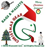 Christmas Gear Bags & Wallets