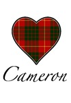 Love your Clan - Cameron