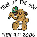 NEW PUP 2006 T-Shirts & Creepers