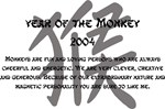 Year Of The Monkey 2004