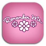 Remember Me - Pink