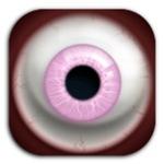 The Eye: Pink, Light