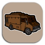 Food Truck: Basic (Brown)