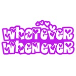 Whatever Whenever 01_Purple