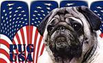 PUG USA 1 Fawn Pug Merchandise