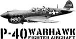 P-40 Warhawk #2