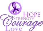Hope, Strength, Courage, Love 2