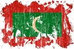 Maldives Flag