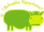 Radioactive Hippopotamus!