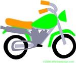 Wee Motor-Bike!