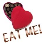 Valentine's Eat Me Chocolates